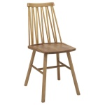 ZigZag chair oak untreated