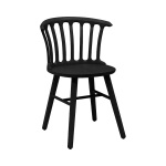 San Marco chair ash black