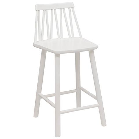 ZigZag junior chair white